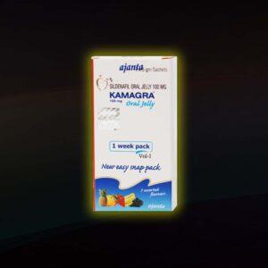 Kamagra gel 100mg – Novo pakovanje